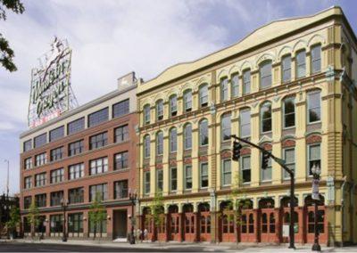Building Restoration Service Portland Or